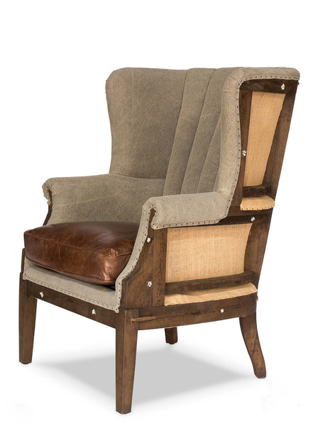 Marburg Deconstructed Chair by Sarreid