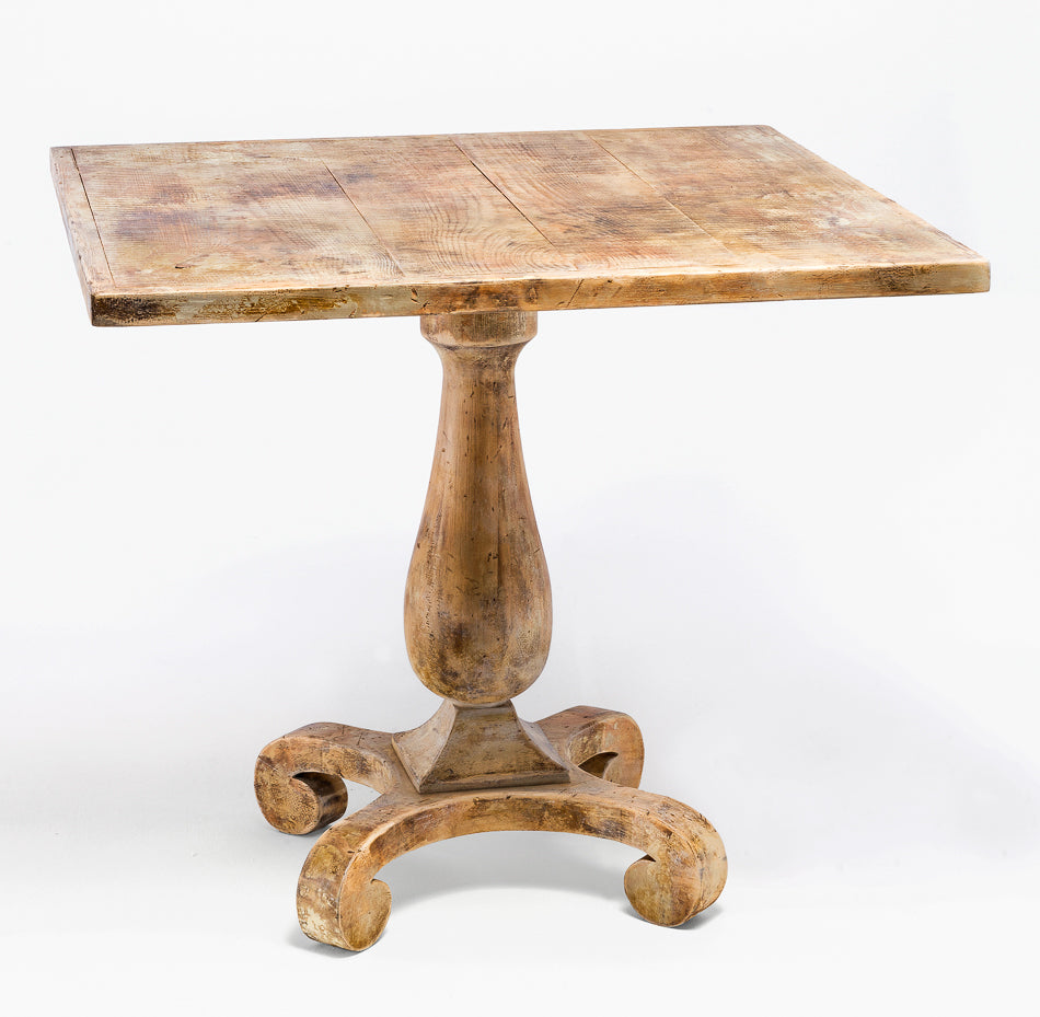 Bistro Table by Ufizzi Home Antique Oak