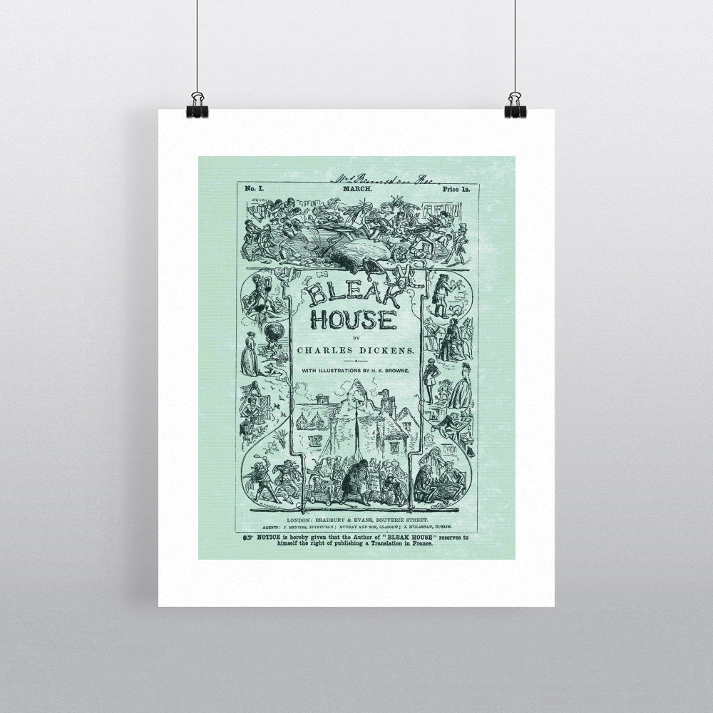 Bleak House 11x14 Print