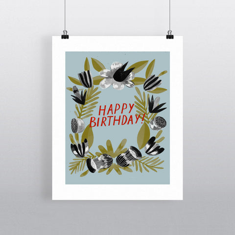 Happy Birthday! 11x14 Print