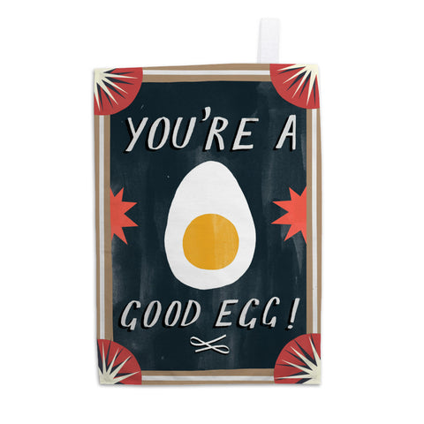 You're a Good Egg 11x14 Print