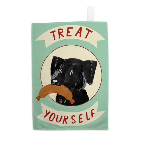 Treat Yourself 11x14 Print