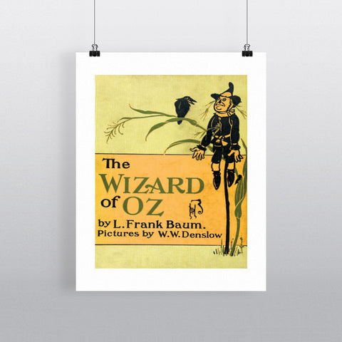 The Wizard of Oz 11x14 Print