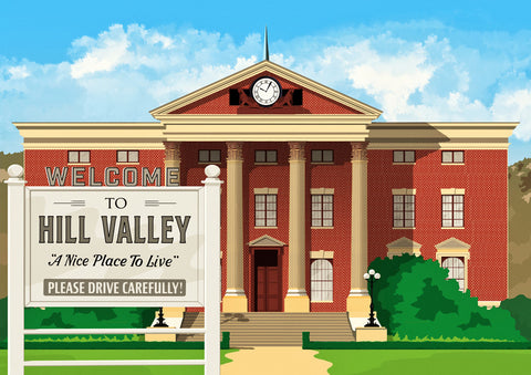 FILM010: Hill Valley 1955