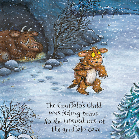GCHILD002 - The Gruffalo's Child - Feeling Brave
