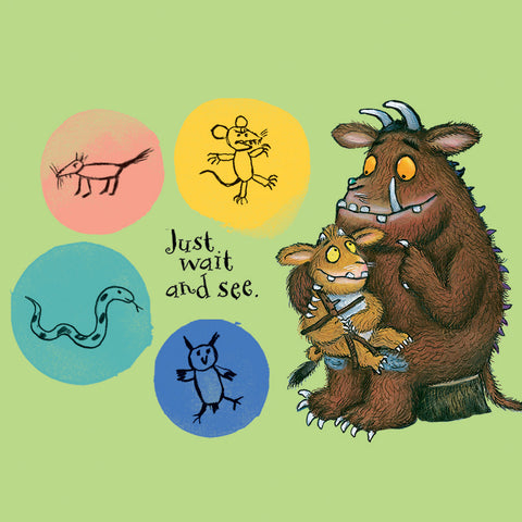 GCHILD003 - The Gruffalo's Child - Wait and See