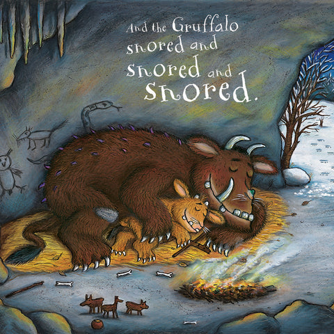 GCHILD007 - The Gruffalo's Child - Snoring