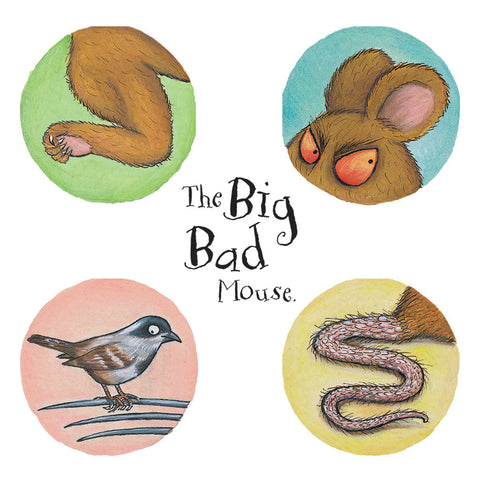 GCHILD008 - The Gruffalo's Child - Big Bad Mouse