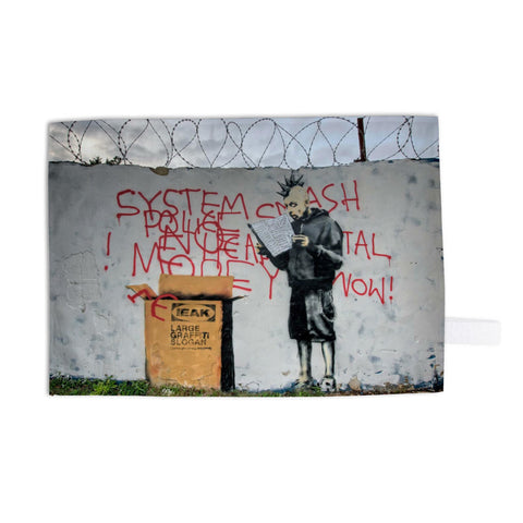 System Crash Tea Towel