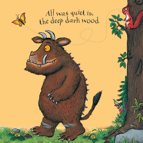 GRUFF002 - The Gruffalo - All Was Quiet