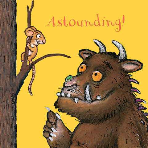 GRUFF003 - The Gruffalo - Astounding!