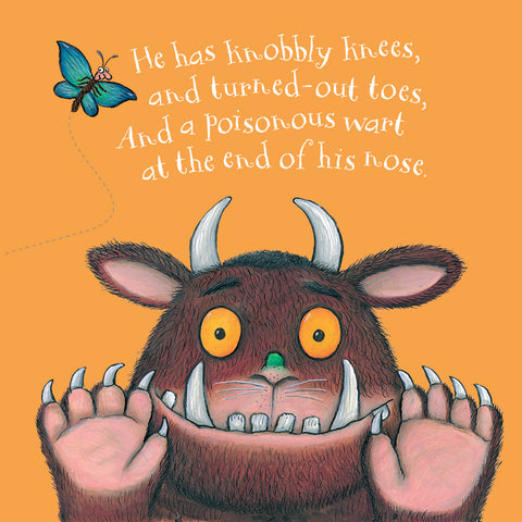 GRUFF006 - The Gruffalo - Knobbly Knees