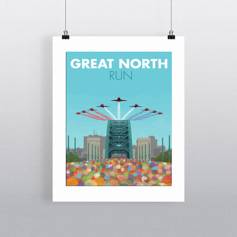 GWNOR003: The Great North Run