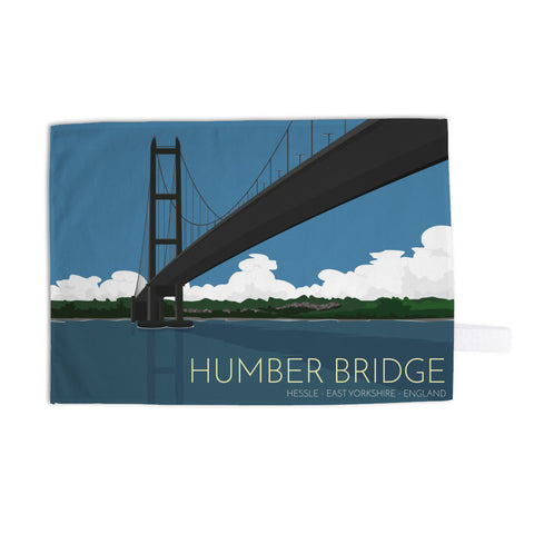 The Humber Bridge, Yorkshire 11x14 Print