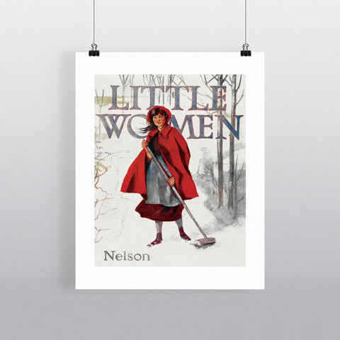 Little Women 11x14 Print