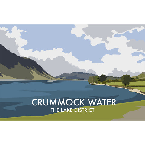 LHOPNW008: Crummock Water The Lake District. T Shirt