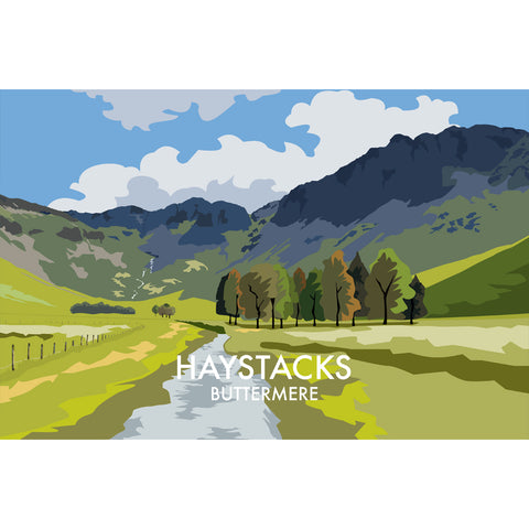 LHOPNW030: Haystacks Buttermere
