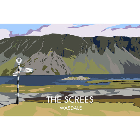 LHOPNW038: The Screes Wasdale