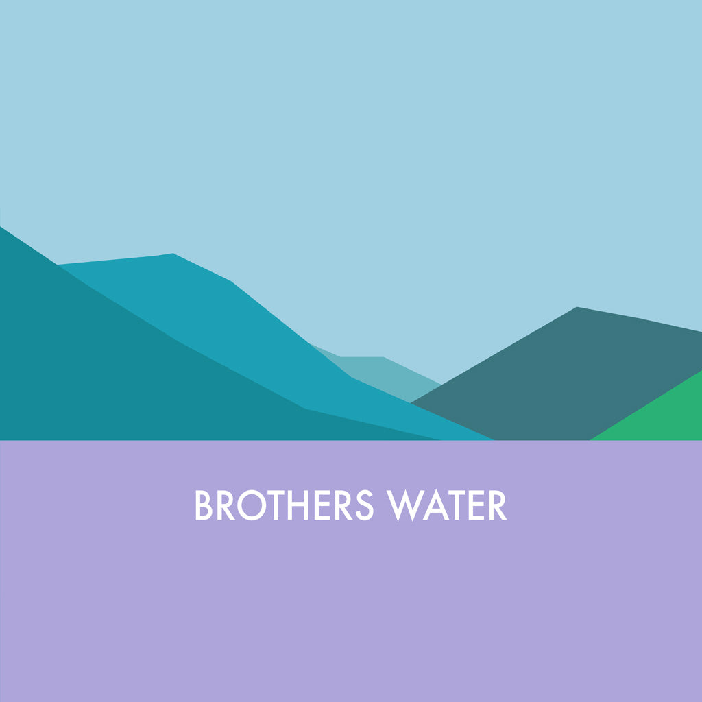 LHOPNW046: Brothers Water The Lake District