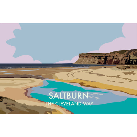LHOPYO004: Saltburn The Cleveland Way