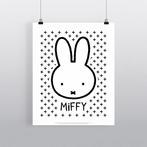 MIFFY048: Miffy Face