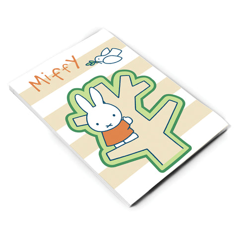 MIFFY061: Miffy Climbing A5 Notepad