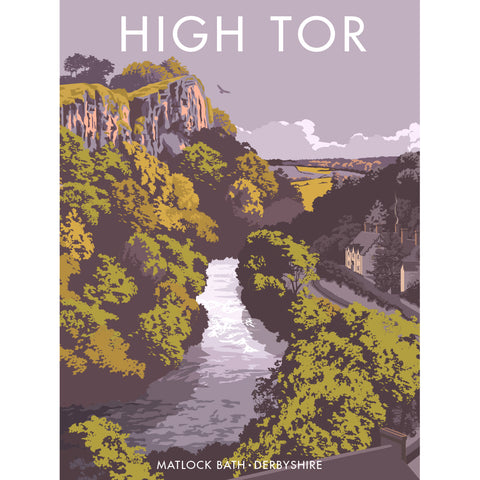 MILMI007: High Tor, Derbyshire