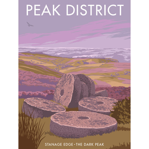 MILMI014: Peak District, Stanage Edge