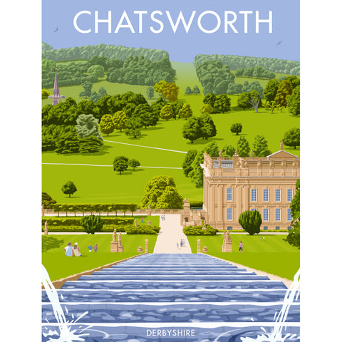MILMI020: Chatsworth, Derbyshire