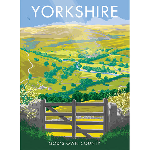 MILYO001: God's Own Country, Yorkshire