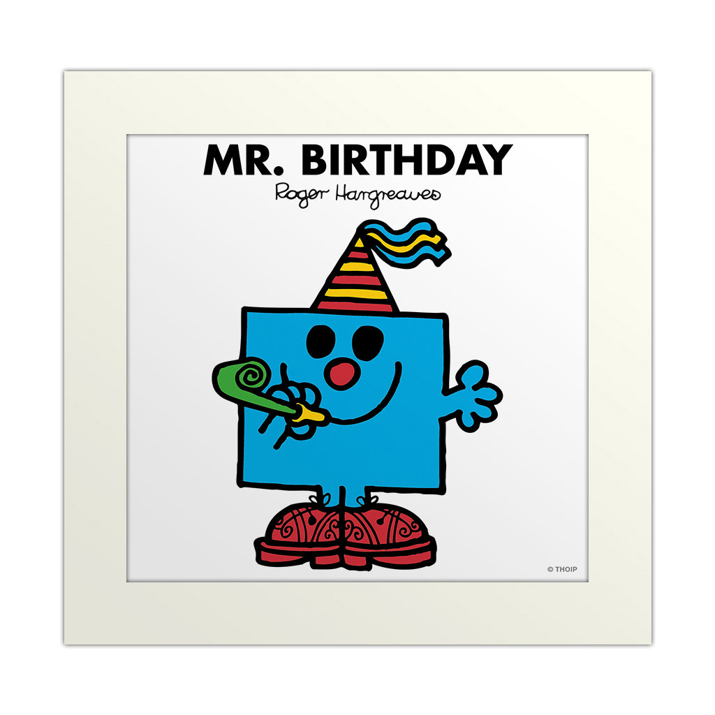 An image Of Mr Birthday