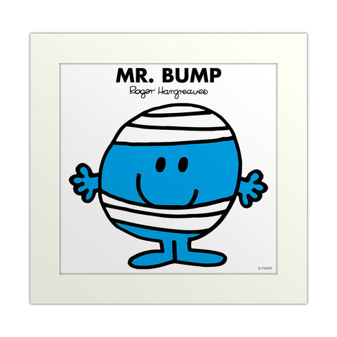An image Of Mr Bump