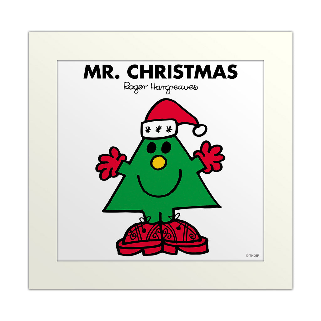 An image Of Mr Christmas
