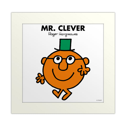 An image Of Mr Clever