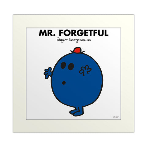 An image Of Mr Forgetful