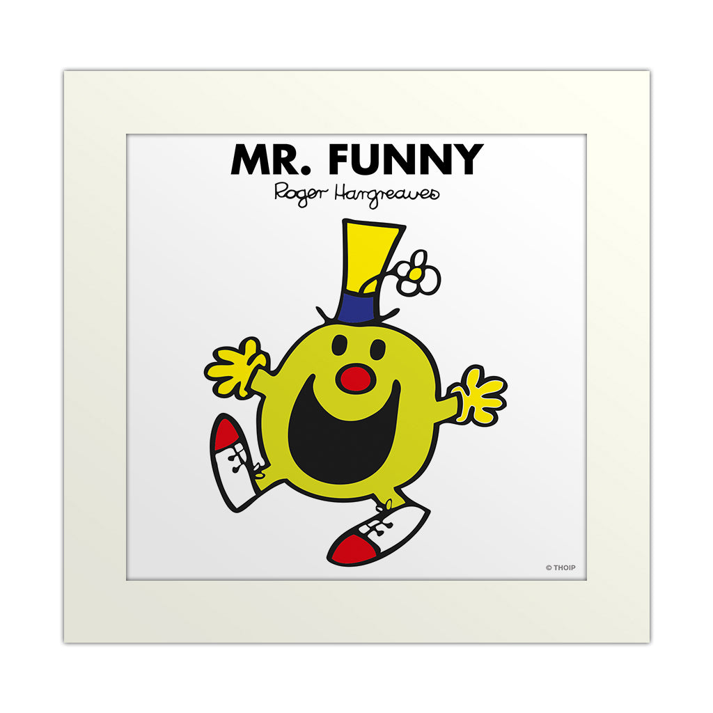 An image Of Mr Funny