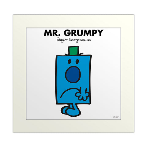 An image Of Mr Grumpy