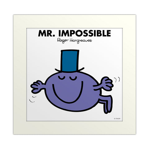 An image Of Mr Impossible