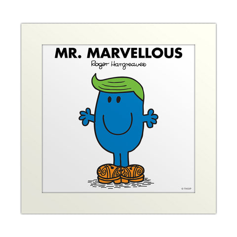 An image Of Mr Marvellous