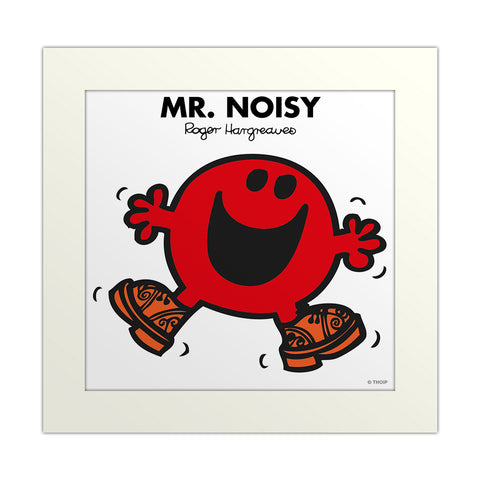 An image Of Mr Noisey
