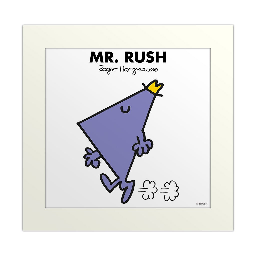 An image Of Mr Rush