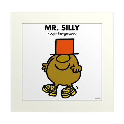An image Of Mr Silly