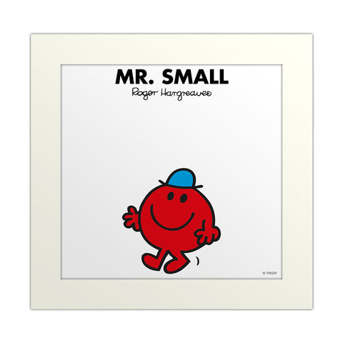 An image Of Mr Small