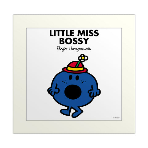 An image Of Little Miss Bossy