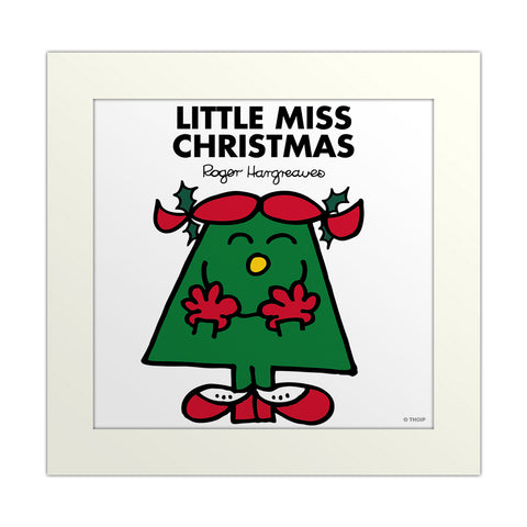 An image Of Little Miss Christmas