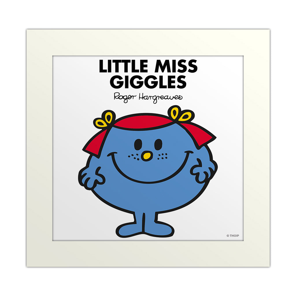 An image Of Little Miss Giggles