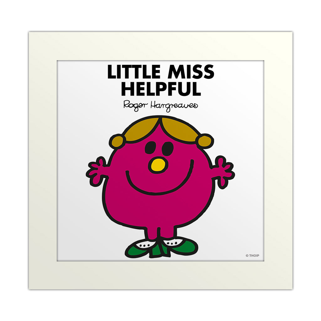 An image Of Little Miss Helpful