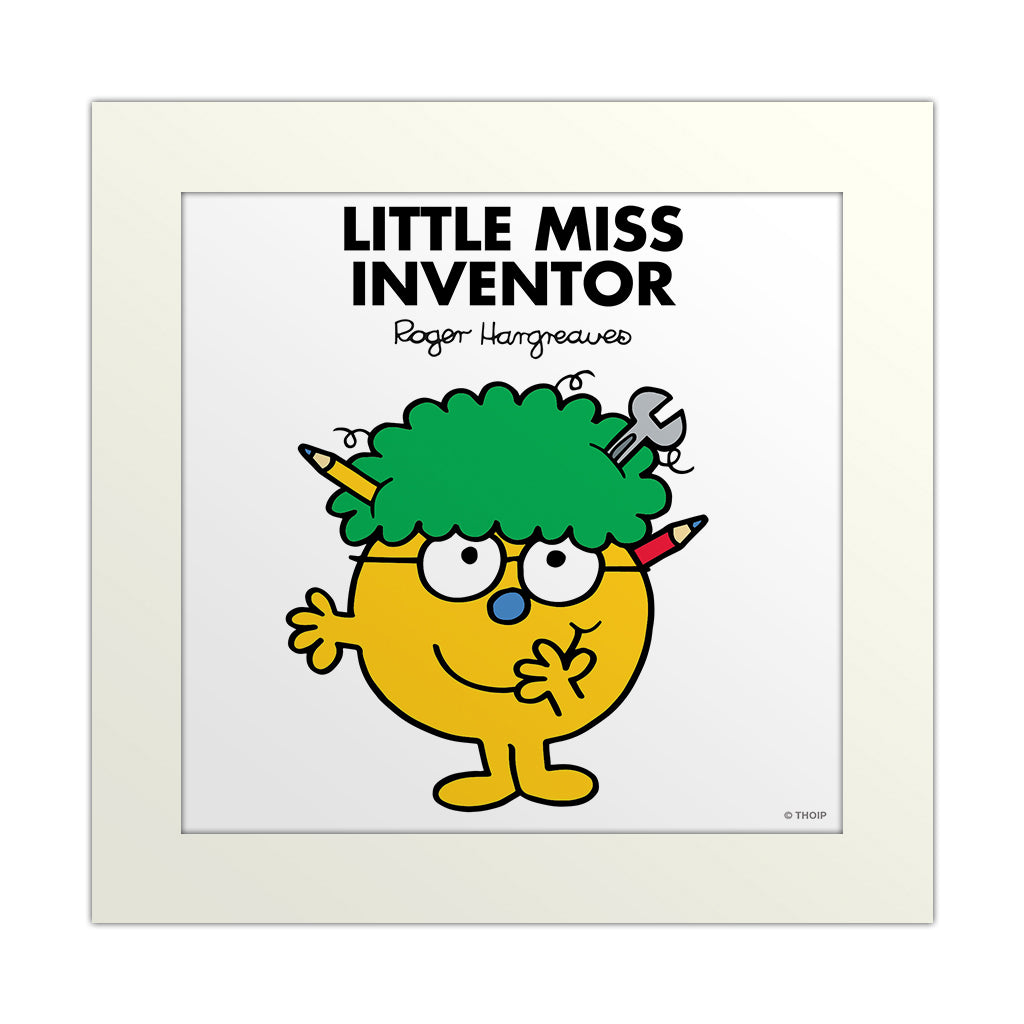 An image Of Little Miss Inventor