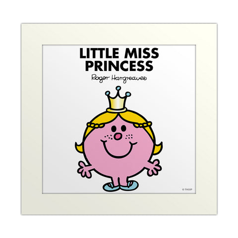 An image Of Little Miss Princess