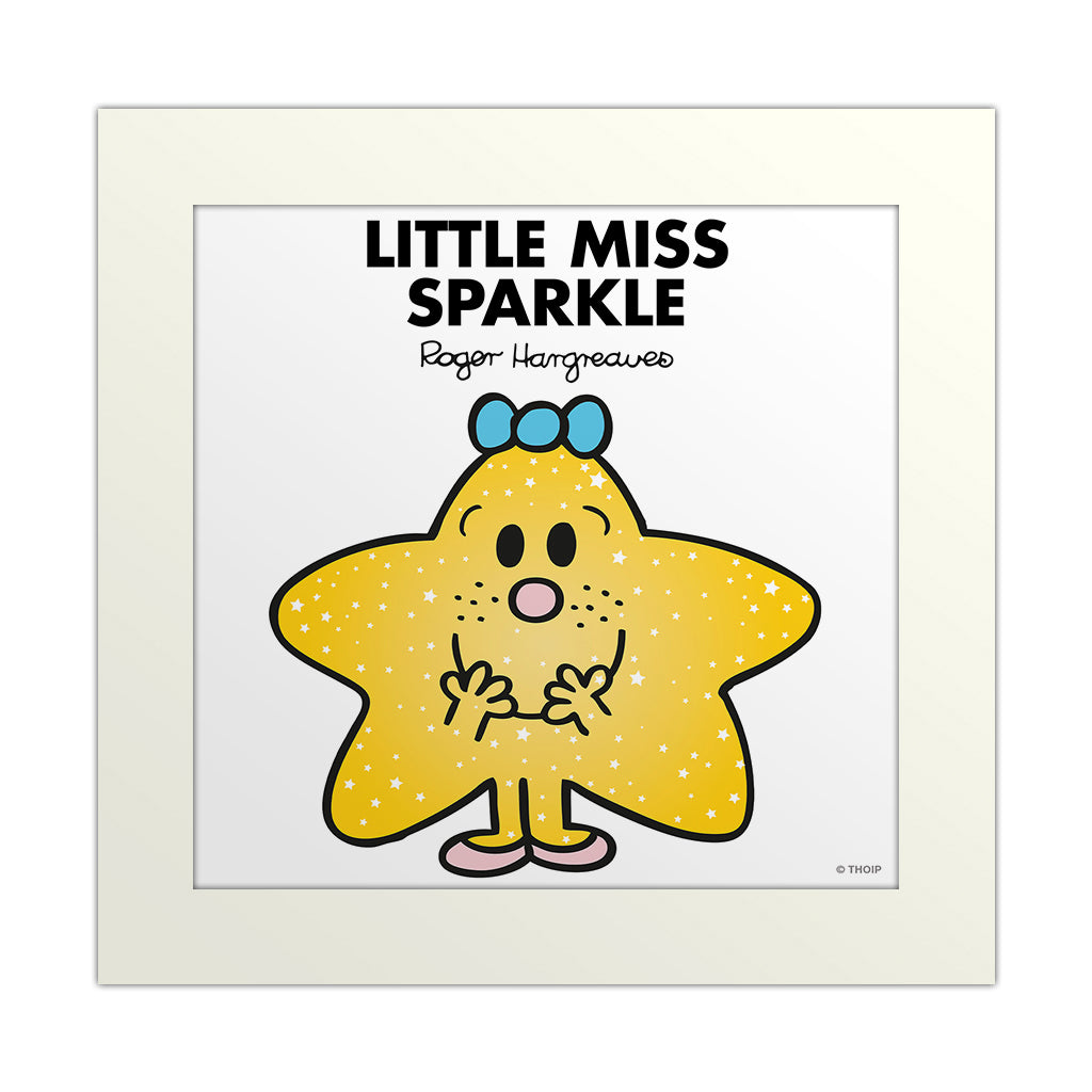 An image Of Little Miss Sparkle